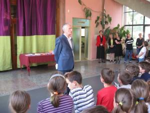 Поздрав проф.др Ратка Тошића